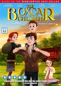 Boxcar DVD cover