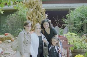 Ana Crespo family photo
