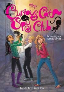Curious Cat Spy Club