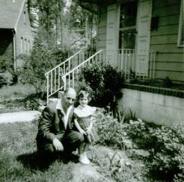 Jacqueline Jules and Daddy