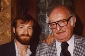 Eric Futran and father