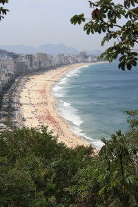 Ipanema and Leblon Beach
