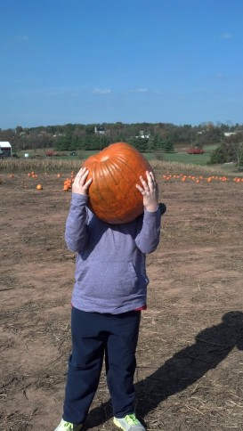 Pumpkinheaded