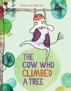 The Cow Who Climbed a Tree