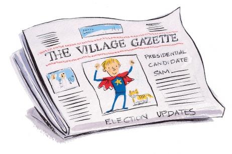 IfIRanForPresident_VillageGazette.jpg