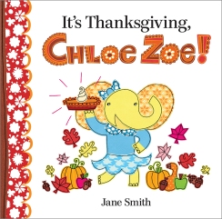 9780807512128_It's Thanksgiving Chloe Zoe_border